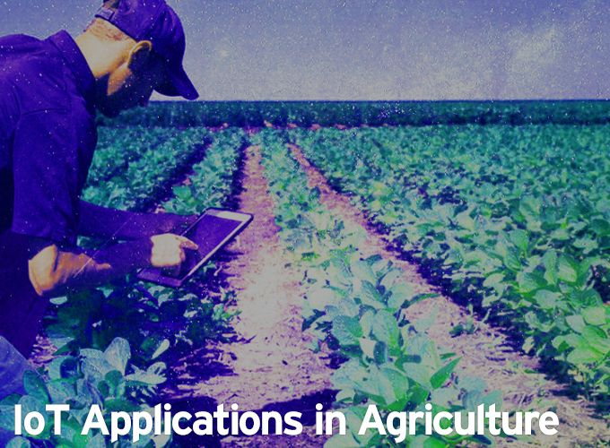 IoT Applications in Agriculture