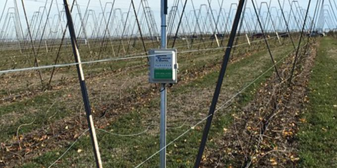 Polycarbonate Enclosures a Good Fit for Irrigation Controls