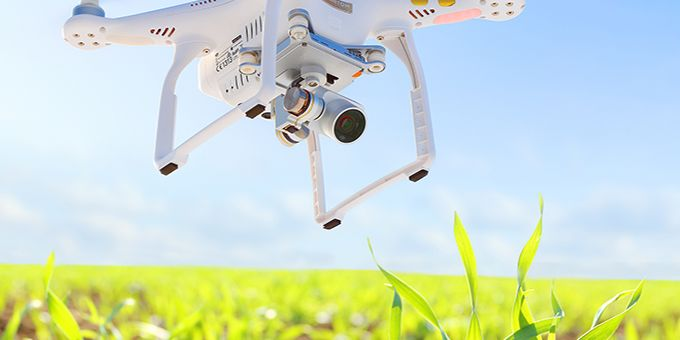 Smart Agriculture With The Advent Of IoT And Drones | AgriTechTomorrow