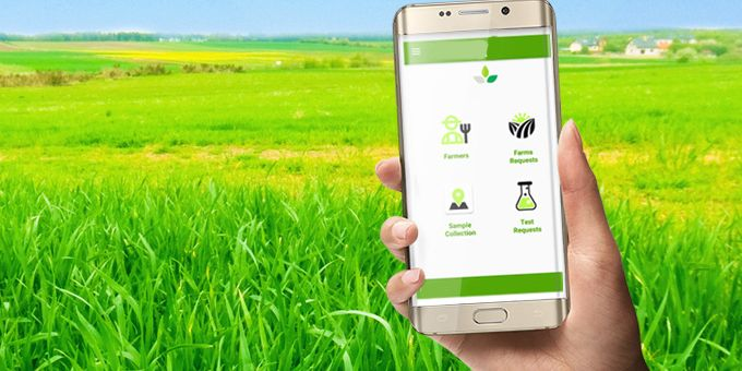 Farmers are Growing Comfortable with Mobile Apps