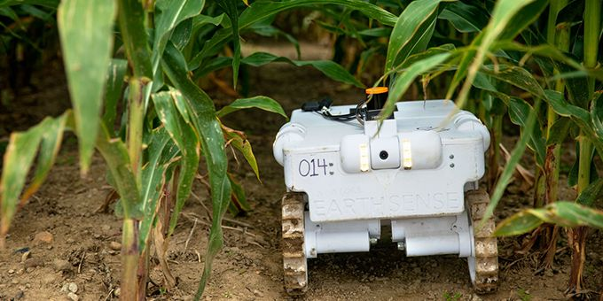 Plant Breeders Tap Robots, Drones and AI to Feed the World