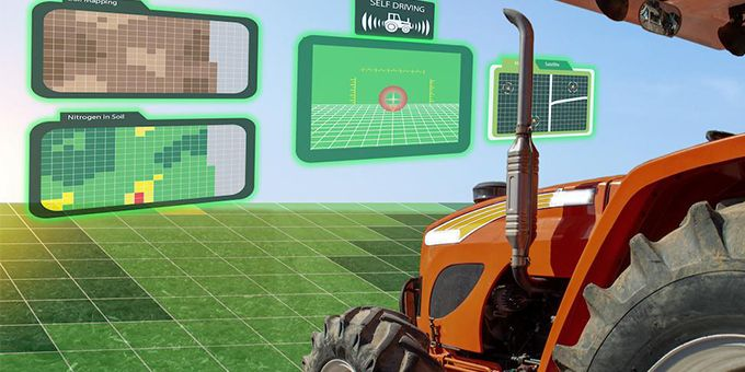 Artificial Intelligence And Machine Learning In Agriculture