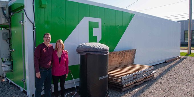 Launching a Successful Second Career with Container Farming