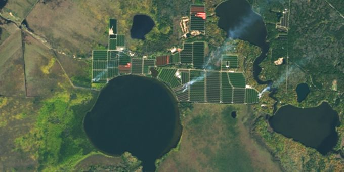 Satellite Imaging for Agriculture