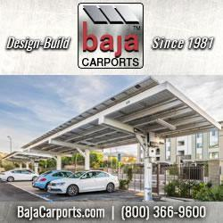 Baja Carports Design-build Solar Support Systems™