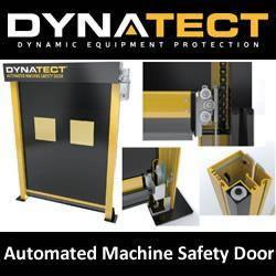 Dynatect Automated Machine Safety Door