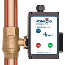 WaterCop + Z-Wave Technology = Complete water control