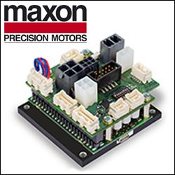 maxon motor's - Compact power for your motion control application.