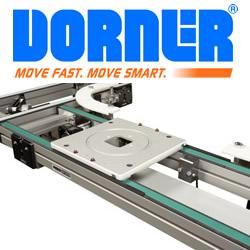 Innovative, Modular, Dual Belt Conveyor Pallet Systems