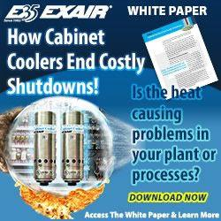 Cabinet Coolers End Costly Shutdowns White Paper