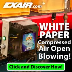 Compressed Air Open Blowing White Paper