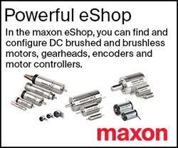 maxon - Powerful eShop - Shop your drive system.