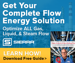 Sierra Instruments, Inc.- MASTER your Flow Energy!