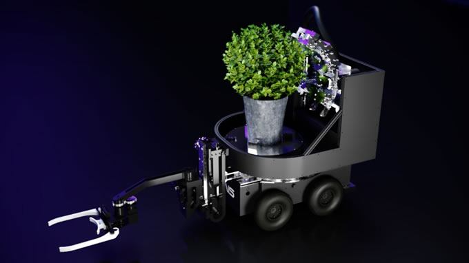 Advanced Intelligent Systems to Showcase Autonomous Custom