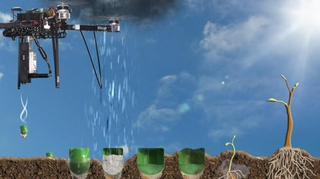 Image result for drone planting systems